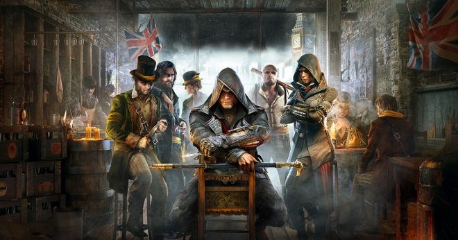 assassins creed syndicate in