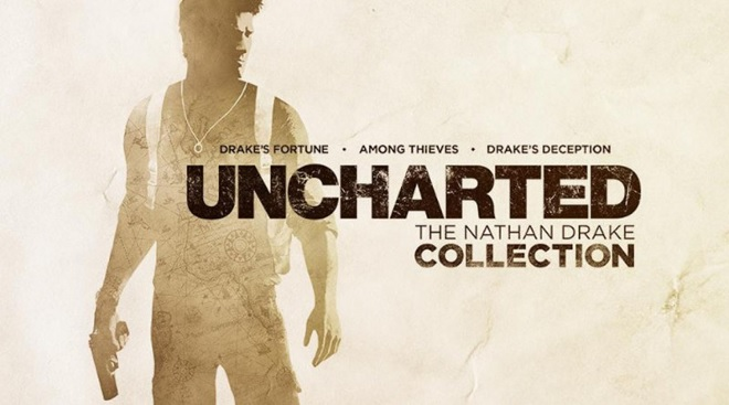 uncharted collection in