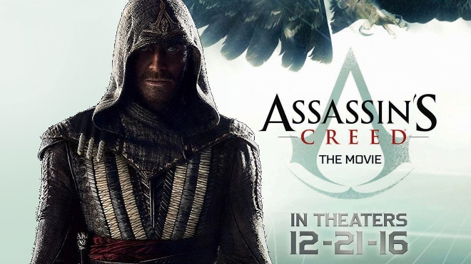 assassins creed movie in